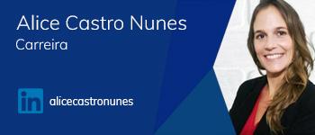 Colunista Alice Castro Nunes