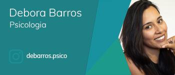 Colunista Debora Barros