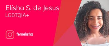 Colunista Elísha S. de Jesus